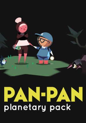 Pan-Pan: Planetary Pack - Packshot