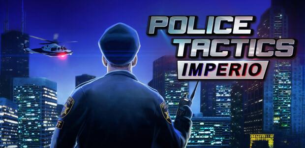 Police Tactics: Imperio - Cover / Packshot