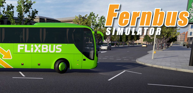 Fernbus Simulator - Cover / Packshot