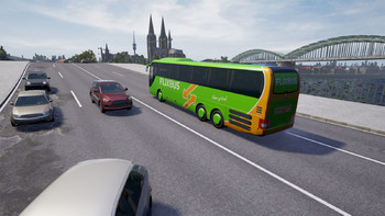 Screenshot1 - Fernbus Coach Simulator