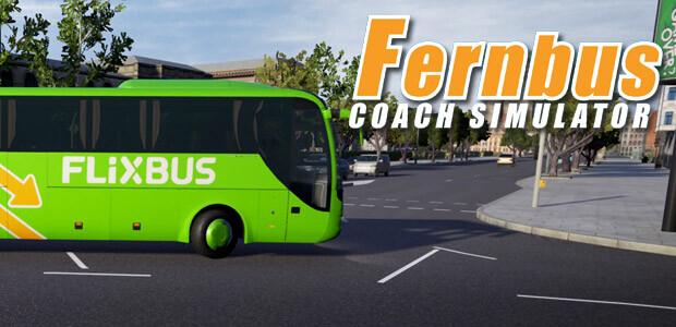 Fernbus Coach Simulator - Cover / Packshot