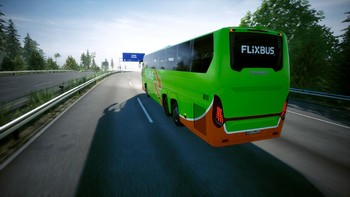 Screenshot5 - Fernbus Simulator - Scania Touring