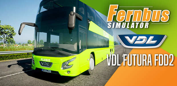 Fernbus Simulator - VDL Futura FDD2