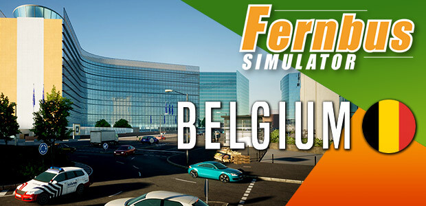 Fernbus Simulator - Belgium