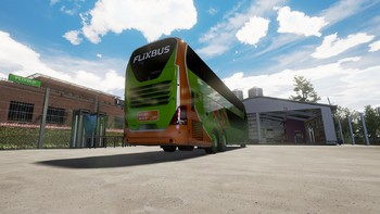 Screenshot4 - Fernbus Simulator Add-On - Neoplan Skyliner