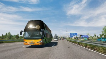 Screenshot5 - Fernbus Simulator Add-On - Neoplan Skyliner