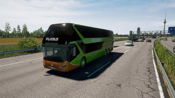 Screenshot9 - Fernbus Simulator Add-On - Neoplan Skyliner