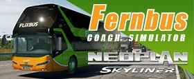 Fernbus Coach Simulator Add-On - Neoplan Skyliner