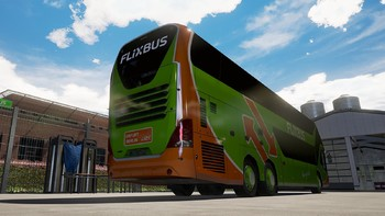 Screenshot7 - Fernbus Coach Simulator Add-On - Neoplan Skyliner