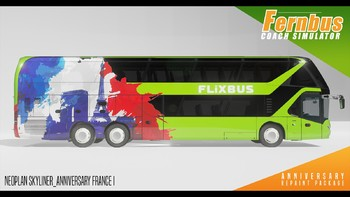 Screenshot12 - Fernbus Simulator - Anniversary Repaint Package