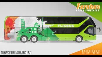 Screenshot13 - Fernbus Simulator - Anniversary Repaint Package