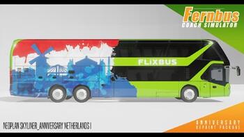 Screenshot14 - Fernbus Simulator - Anniversary Repaint Package