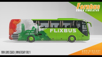 Screenshot3 - Fernbus Simulator - Anniversary Repaint Package
