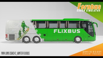 Screenshot10 - Fernbus Simulator - Anniversary Repaint Package