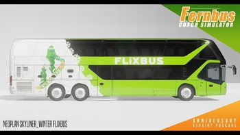 Screenshot11 - Fernbus Simulator - Anniversary Repaint Package