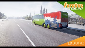 Screenshot5 - Fernbus Simulator - Anniversary Repaint Package