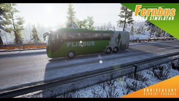 Screenshot8 - Fernbus Simulator - Anniversary Repaint Package