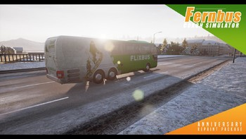 Screenshot9 - Fernbus Simulator - Anniversary Repaint Package