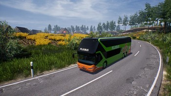 Screenshot1 - Fernbus Simulator - Platinum Edition