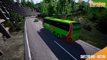 Screenshot1 - Fernbus Simulator - Austria/Switzerland