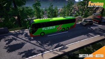 Screenshot4 - Fernbus Simulator - Austria/Switzerland