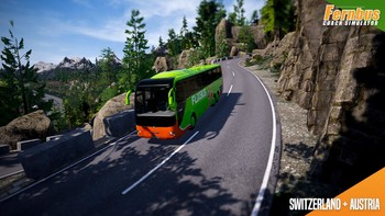 Screenshot5 - Fernbus Simulator - Austria/Switzerland