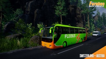 Screenshot7 - Fernbus Simulator - Austria/Switzerland