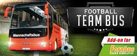 Fernbus Coach Simulator Add-on - Football Team Bus