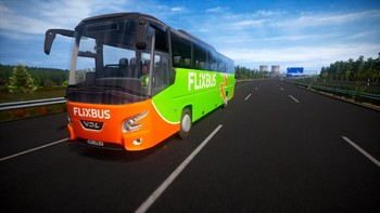 Screenshot1 - Fernbus Simulator - VDL Futura FHD2
