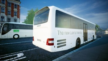 Screenshot3 - Fernbus Simulator - MAN Lion's Intercity