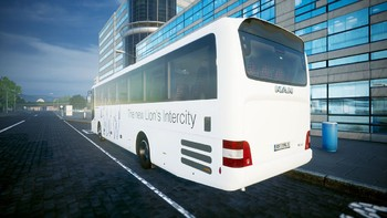 Screenshot7 - Fernbus Simulator - MAN Lion's Intercity