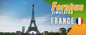 Fernbus Simulator - France