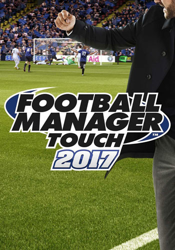 Football Manager Touch 2017 - Packshot
