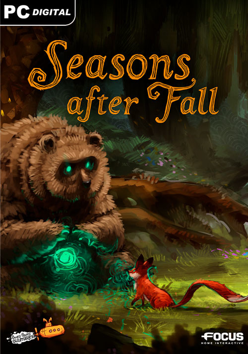 Seasons After Fall - Cover / Packshot