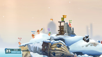 Screenshot3 - Worms W.M.D