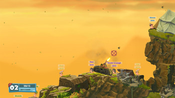 Screenshot5 - Worms W.M.D