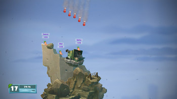 Screenshot1 - Worms W.M.D