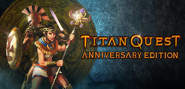 Titan Quest Anniversary Edition - Cover / Packshot
