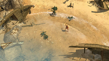 Screenshot4 - Titan Quest Anniversary Edition