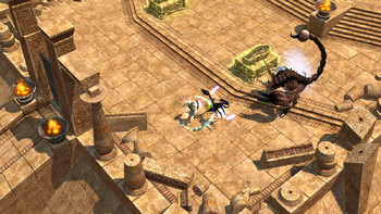 Screenshot2 - Titan Quest Anniversary Edition