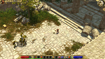 Screenshot5 - Titan Quest Anniversary Edition