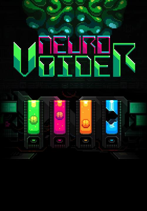 NeuroVoider - Cover / Packshot