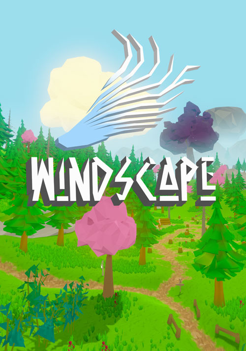 Windscape - Cover / Packshot