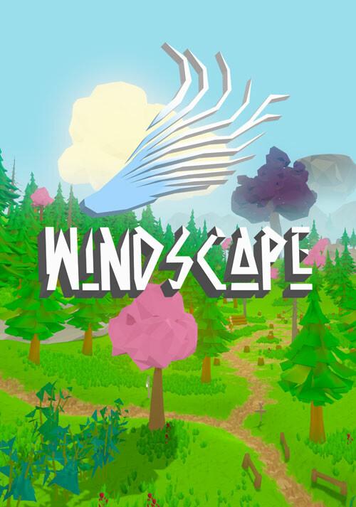 Windscape - Cover / Packshot