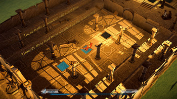 Screenshot1 - Epistory - Typing Chronicles