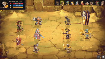 Screenshot2 - Dungeon Rushers
