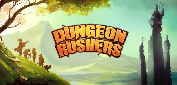 Dungeon Rushers - Cover / Packshot