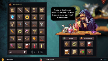 Screenshot1 - Dungeon Rushers