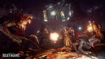 Screenshot1 - Space Hulk: Deathwing