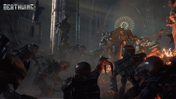 Screenshot3 - Space Hulk: Deathwing